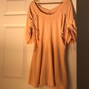 "Free People ""most comfortable"" dress"